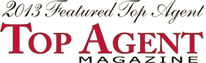 2013 Top Featured Agent - Top Agent Magazine